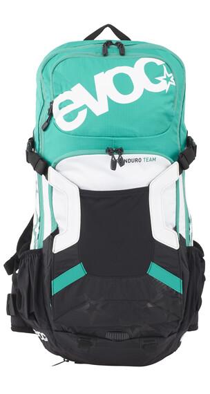 Evoc Enduro Team Backpack Women 16l black/white/green